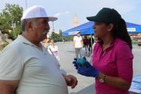 KALP HASTALIĞI - Antalya'da 'Dünya Tütünsüz Günü' Etkinliği