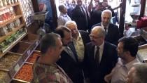 ORHAN MIROĞLU - Bakan Albayrak Mardin'de Esnafla Bir Araya Geldi