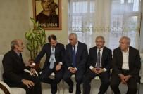 ORHAN MIROĞLU - Bakan Albayrak Mardin'de Şehit Ailesini Ziyaret Etti