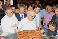SÜMERLER - Bakan Elvan, Akdeniz'in Huzur Ve Kardeşlik İftarına Katıldı
