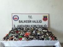 Balıkesir'de Kaçak Saat Operasyonu