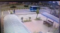 ÇARPMA ANI - Bartın'da Otomobilin Çarptığı Yaya Öldü
