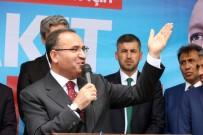 Başbakan Yardımcısı Bozdağ, 'Milletin Gözünü Boyamak İçin Kılıktan Kılığa Giriyorlar'