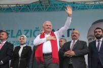 ELAZIĞ HAVALİMANI - Başbakan Yıldırım Açıklaması 'Adaylar Çıktı Meydana Yalan Dolan, Her Şey Var'