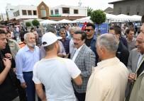 Başkan Atilla Surlu Vatandaşlarla Bir Araya Geldi