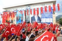 HÜSEYIN YıLDıZ - Başkan Çerçioğlu Binlerce Vatandaşla Bozdoğan Hizmet Binasını Açtı