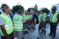 İFTAR ÇADIRI - Başkan Sözen, Vatandaşlarla İftar Sofrasında Buluştu