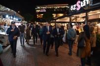 ALTıNDAĞ BELEDIYESI - Başkan Tiryaki, Hamamönü'nü Gezdi