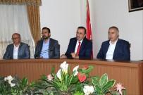 NEVŞEHİR BELEDİYESİ - Belediye Başkanı Seçen, 'Bu Şehre Hep Birlikte Hizmet Edeceğiz'