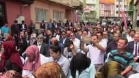BILAL ERDOĞAN - Bilal Erdoğan, TÜGVA Uşak Şubesini Açtı