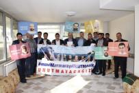 MAVİ MARMARA - Bitlis'teki STK'lardan 'Mavi Marmara' Açıklaması
