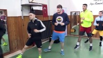 BAŞPEHLİVAN - Boks Milli Takımı, Akdeniz Oyunları'na Hazırlanıyor