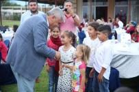 AK PARTİ MİLLETVEKİLİ - Çalık, Çocuklarla Gönül Sofrasında Buluştu