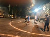 Çaycuma'da Streetball Turnuvası