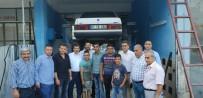 HALK PAZARI - Çelik Açıklaması 'Güçlü Hükümet Güvenliğin Teminatı Olacak'