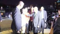 KREDI VE YURTLAR KURUMU - Cumhurbaşkanı Erdoğan'dan Sahurda Öğrenci Yurduna Sürpriz Ziyaret