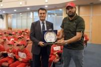 TERÖR MAĞDURU - Dündar, Mardinli Terör Mağduru Çocukları Ağırladı