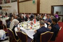 ÖMER LÜTFİ YARAN - Ereğli Belediyesinden Şehit Aileleri Ve Gaziler Onuruna İftar
