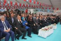 NENE HATUN - Erzurum'da Akdağ Ve Eroğlu'nun Katılımıyla 30 Adet Tesisin Temel Atma Töreni Gerçekleşti