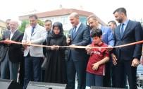SÜLEYMAN SOYLU - Fevzi Çakmak Camii, Bakan Süleyman Soylu'nun Katıldığı Törenle İbadete Açıldı