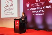 SERVET YARDıMCı - 'Futbol Ailesinde Güven Sorunu Var'