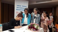 GEBZE BELEDİYESİ - Gebze'de Okur-Yazar Buluşmaları Sürüyor
