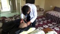 MURAT BULACAK - Gönüllü Kursiyerlerden Şehit Yakınlarına Ve Yaşlılara Bakım Hizmeti