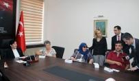 GÖRME ENGELLİ VATANDAŞ - 'Gören Göz' Görme Engellilere Umut Oldu