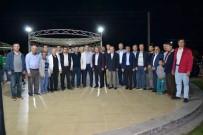 AHMET ŞAHIN - Gümüşçay'da 2 Bin Kişilik İftar