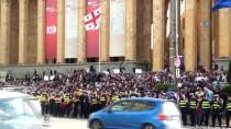 HÜKÜMET KARŞITI - Gürcistan'da Hükümet Karşıtı Protesto