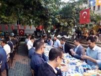 Hazro'da Vatandaşlar Kardeşlik Sofrasında Buluştu