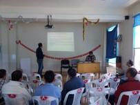 ATATÜRK İLKOKULU - Hisarcık'ta 'Nakliyeci Yetki Belgesi' Eğitimi