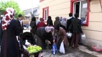 İftar Sofraları Türk Kızılayı İle Şenleniyor
