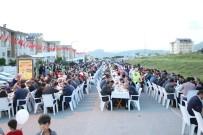 BURHAN KAYATÜRK - İpekyolu Belediyesinin 'Kardeşlik Sofrası'na Yoğun İlgi