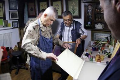 Jandarma Genel Komutanı Ebru Yaptı