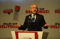 TARAFSıZLıK - Kılıçdaroğlu Açıklaması 'Bu Para Ülkenin Kalkınması İçin Harcansaydı Fabrika Kuracak Yer Bulamazdık'