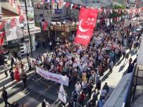 ENDÜSTRI MESLEK LISESI - Kiraz Festivali İçin Dev Yürüyüş