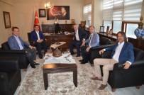 YAĞCıLAR - Kosava Kamu Yönetimi Bakanı, Ürkmezer'i Ziyaret Etti