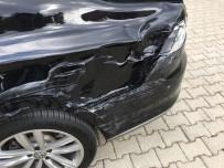 MAKAM ARACI - MHP Genel Başkan Yardımcısı Depboylu'nun Aracı Kaza Geçirdi