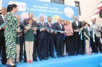 OKUL ÖNCESİ EĞİTİM - Milli Eğitim Bakanı İsmet Yılmaz, Okul Açılışına Katıldı