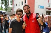 MURAT AYDıN - Mobil Gençlik Merkezi Aracı Öğrencilerle Buluştu