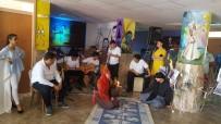 DEVAMSIZLIK - 'Okula, Hayata Devam' Projesi İle Okula Bağlandılar