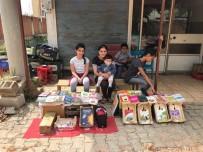 BERFIN - Okunsun Diye Kitap Toplayıp Dağıtıyorlar