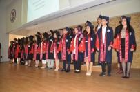 ALİ FUAT TÜRKEL - OMÜ Turizm Fakültesinde Mezuniyet Töreni