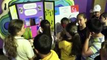 BİLİM FUARI - Ortaokul Öğrencileri 'Göktürkçe Tahta' Geliştirdi