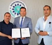 KÜLTÜR SANAT MERKEZİ - Projelerin Protokolü İmzalandı