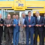 KEMAL ÖZGÜN - PTT Pazaryeri Hizmet Binası Açıldı
