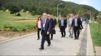 ÜNIVERSITELERARASı KURUL - Rektör Kızılay 244. ÜAK Toplantısına Katıldı