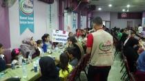YETİM ÇOCUK - Sadakataşı Derneğinden Gazze'de 350 Yetime İftar Yemeği