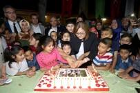 YETİM ÇOCUK - Şahin'e Yetim Çocuklardan Doğum Günü Sürprizi